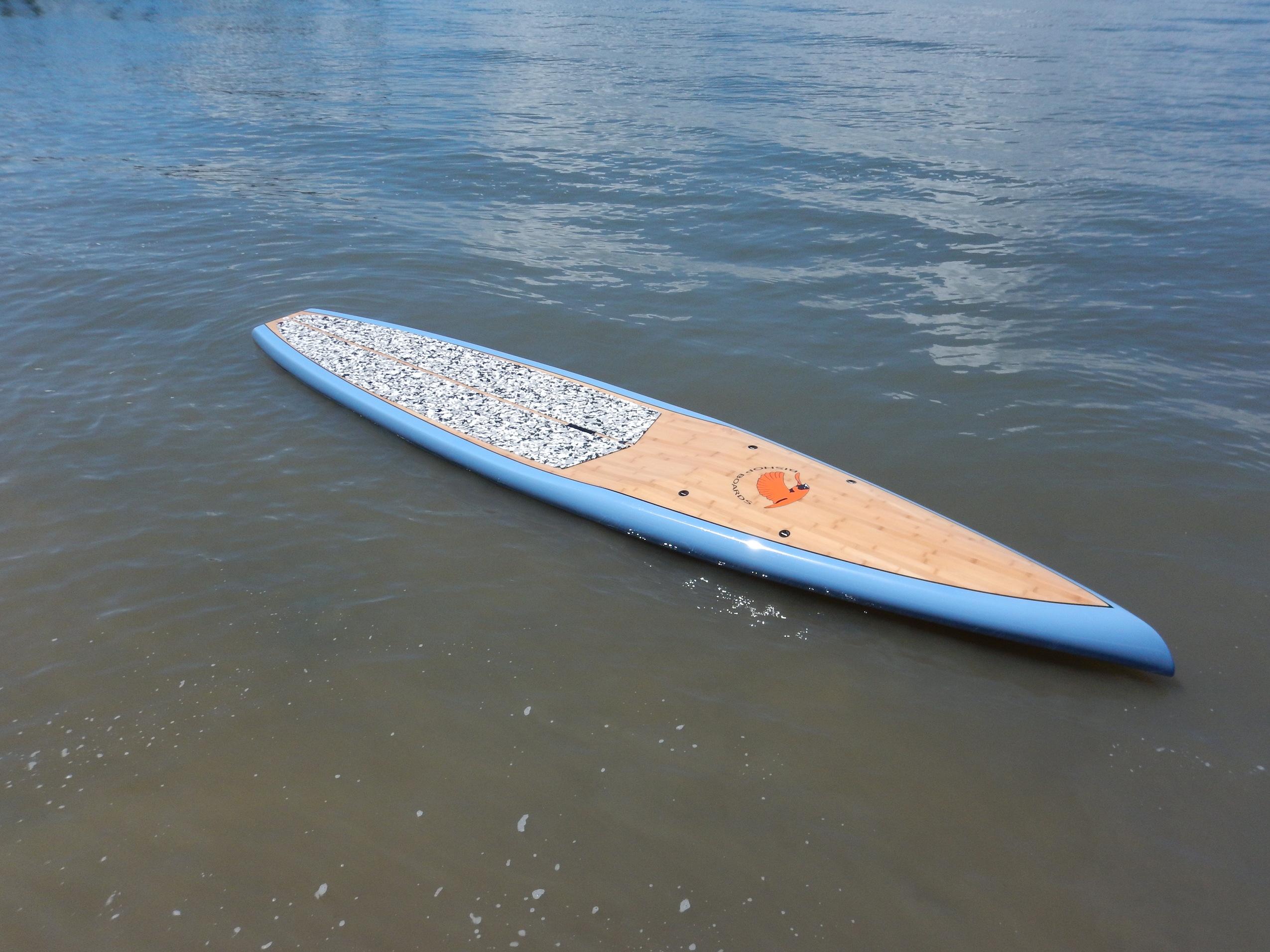 Devilfish SUP Racing board