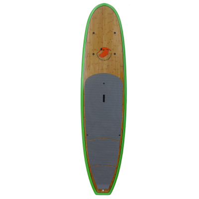 Luna bamboo carbon recreation sup board