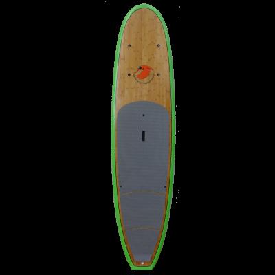 Luna bamboo carbon recreation sup board