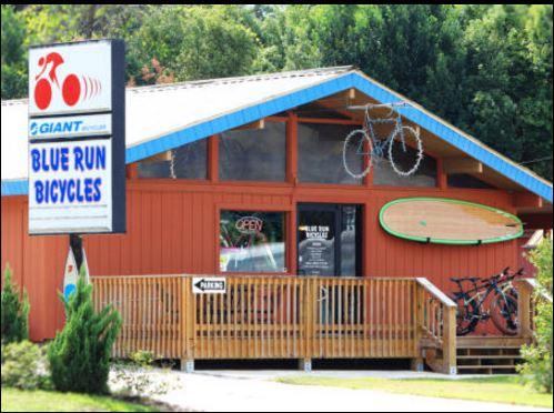 Blue Run Bicycle