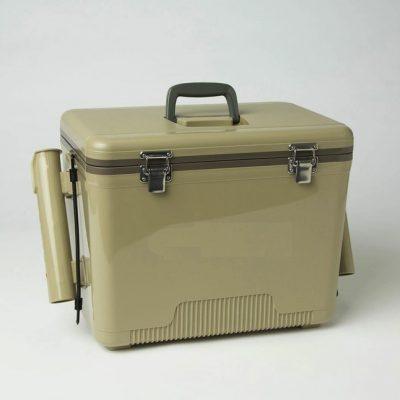 fishing cooler tackle box