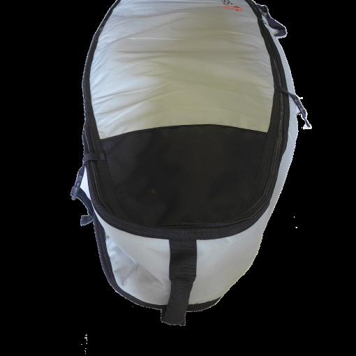 end handle on durable protective sup bag