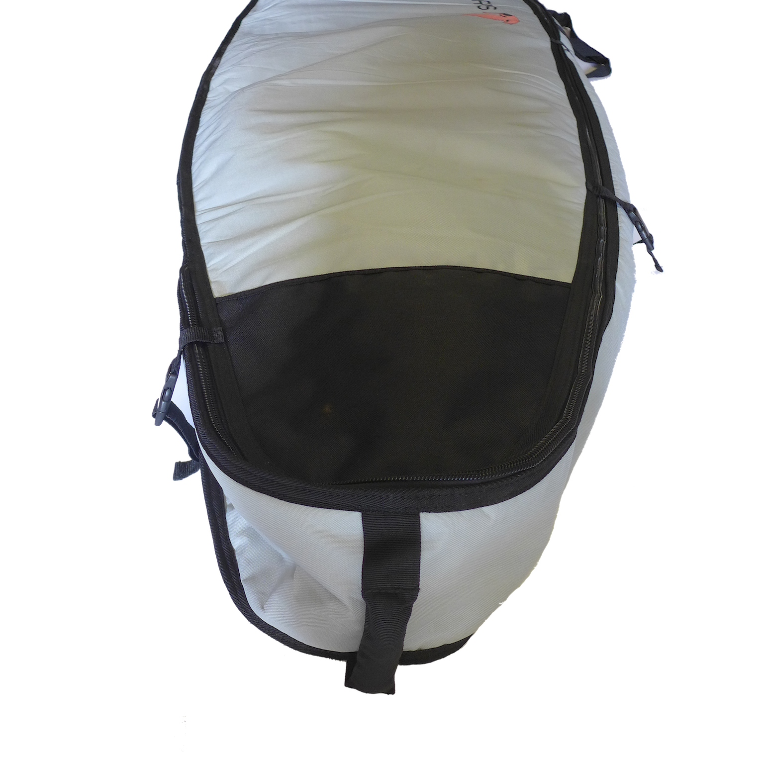 end handle on durable protective sup bag