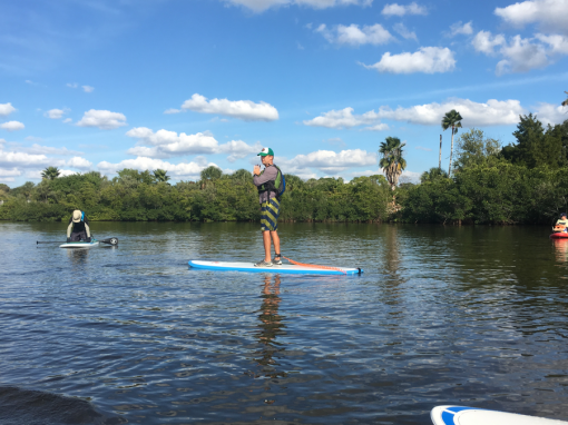 intro to sup lesson