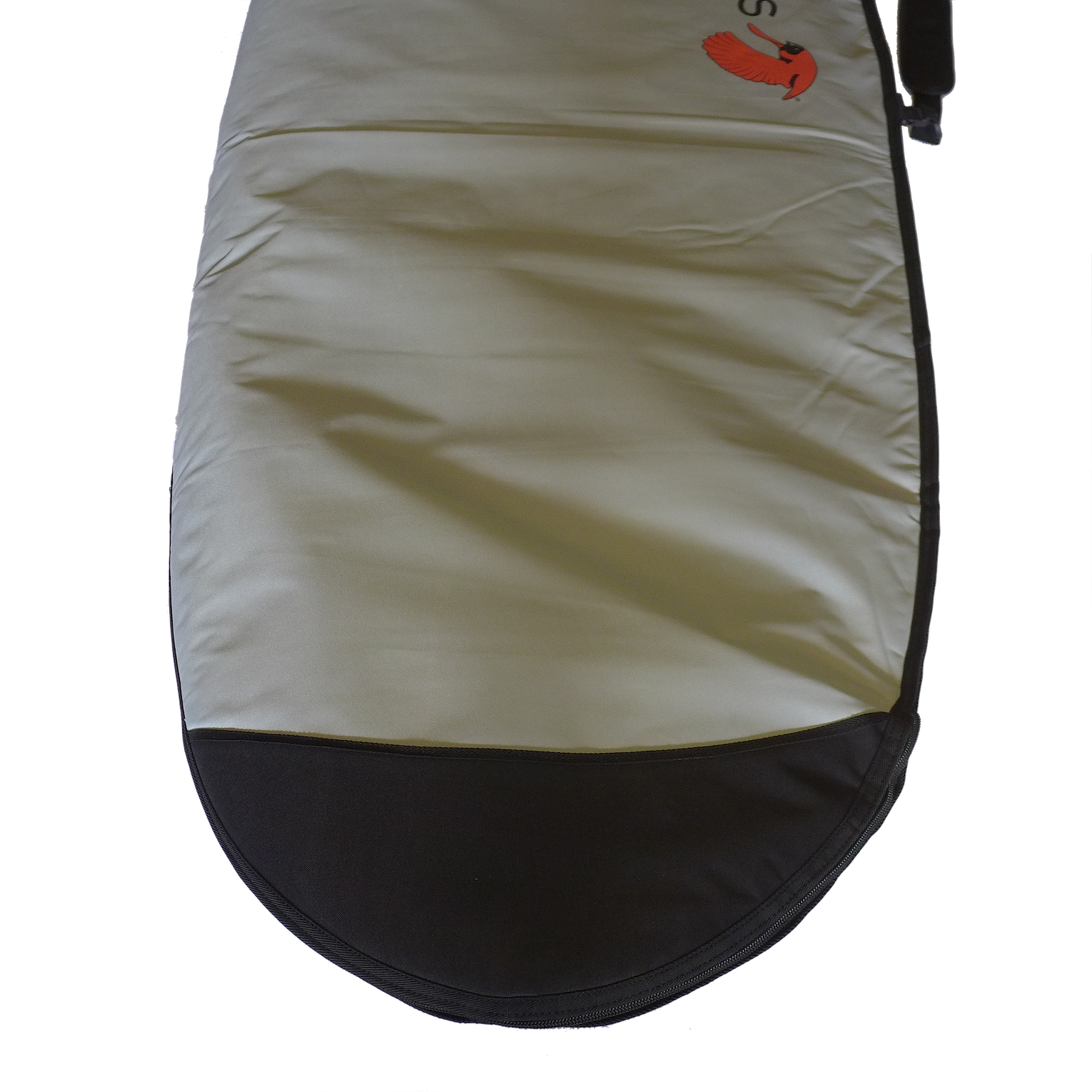reinforced end of protective sup bag